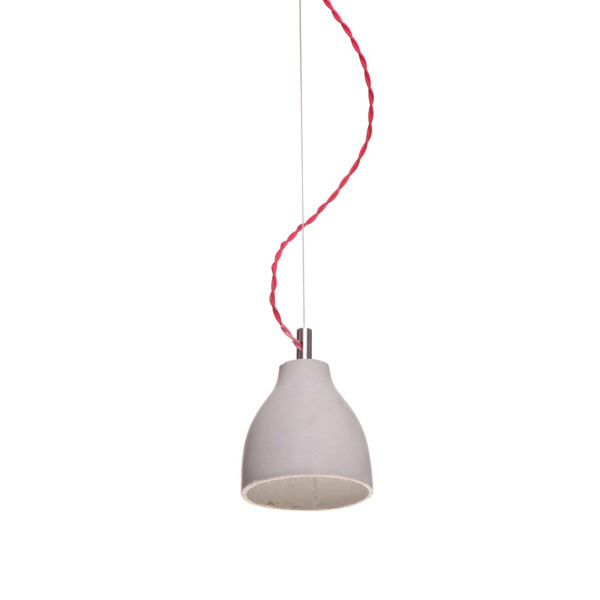 Betonlampe Heavy Light, klein