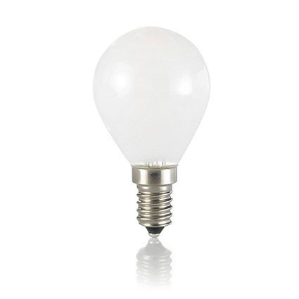 LED filament mini bulb E14 4W 390lm 3000K