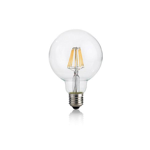 LED Filament Globe D95 E27 8W 1000lm 2700K