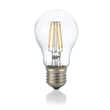 LED Glühfaden Birne E27 8W 860lm 3000K