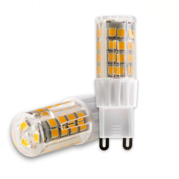 G9 LED de 5W 470lm 2700K