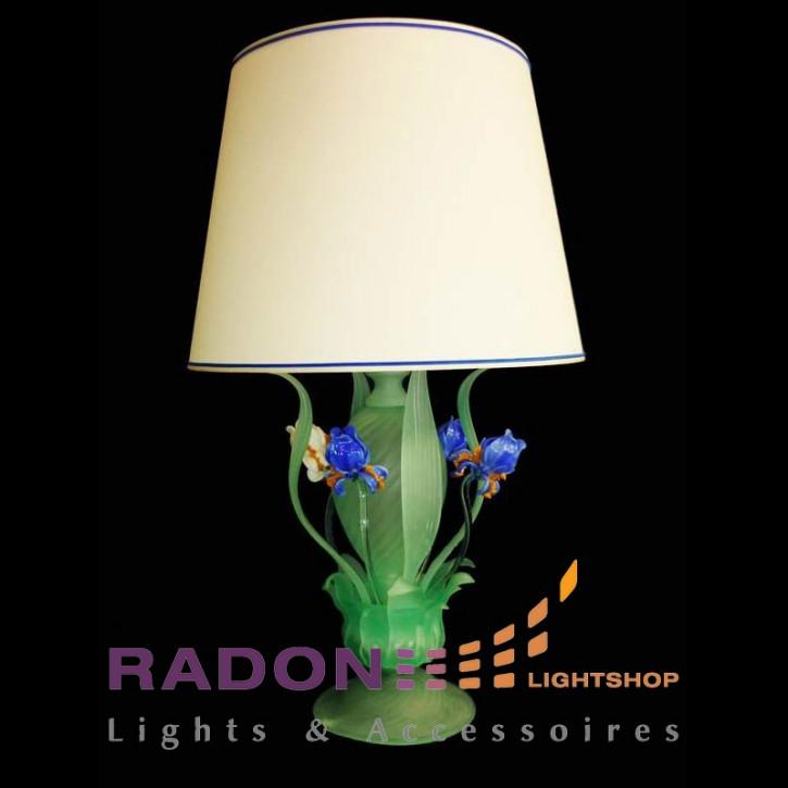 Lámpara de cristal de Murano Iris