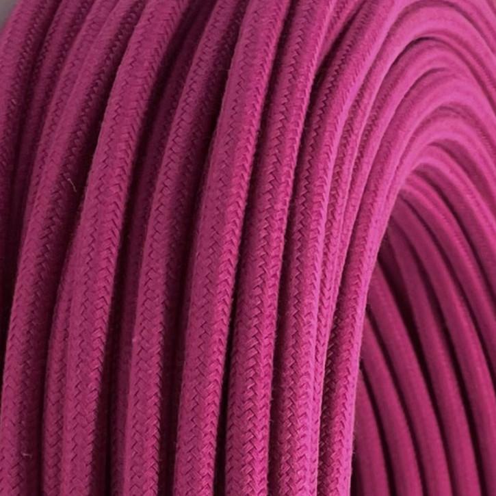 Textilkabel Purple