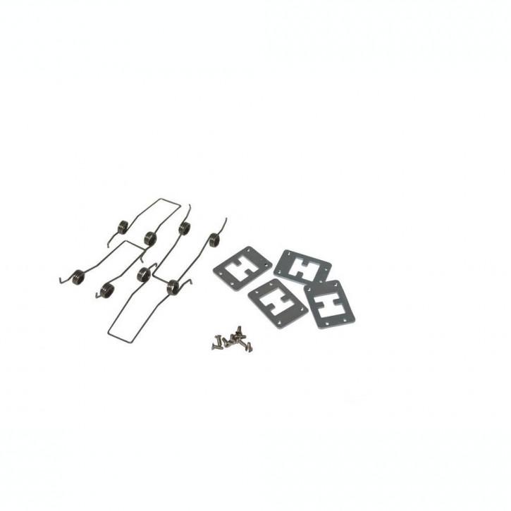 Kit di montaggio con clip per pannelli a LED