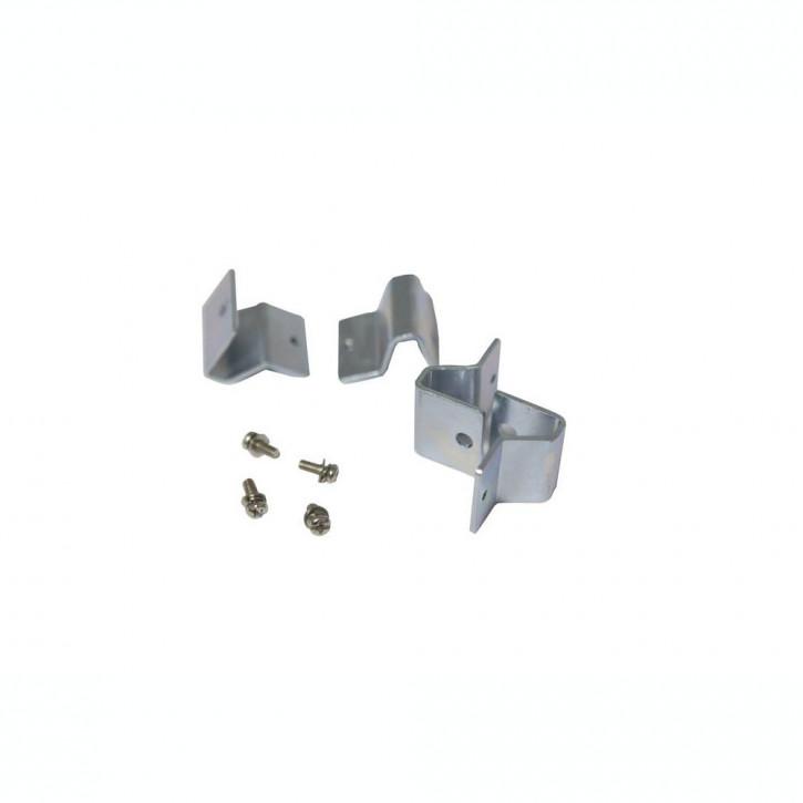 Kit di montaggio con S-staffa per pannelli a LED
