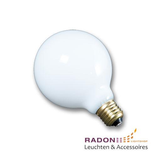 LED Globe Bulb 6W E27 opal