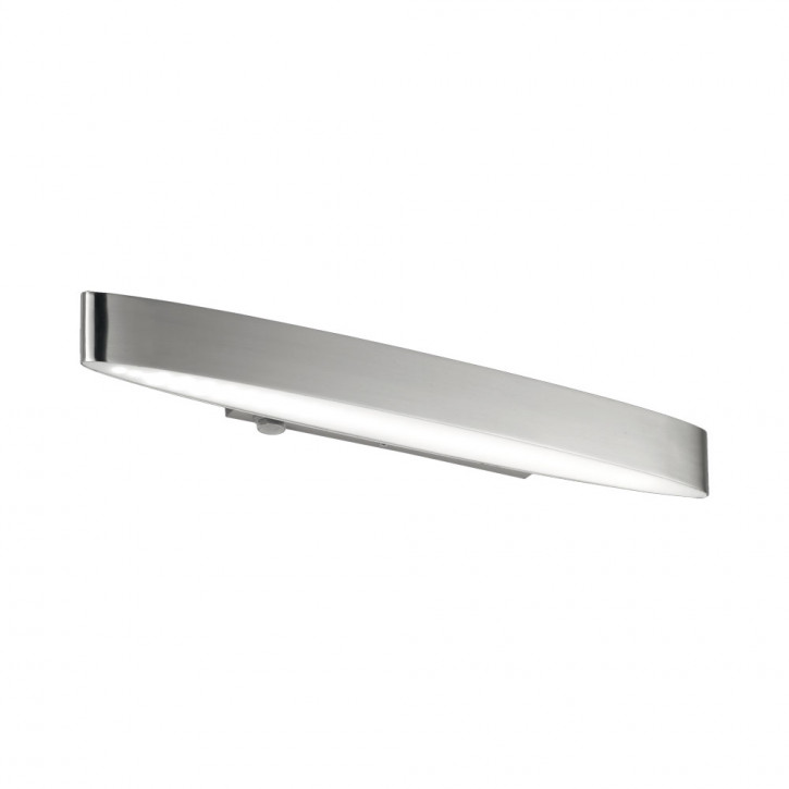 H2O UpDn LED nickel-matt