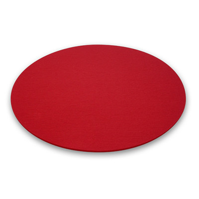 Seat cushion for Bubble, Red