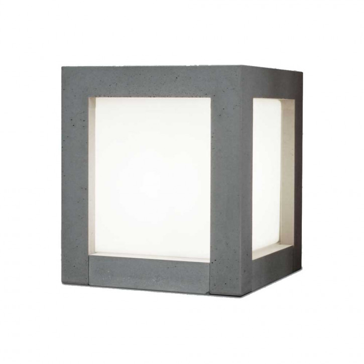 Sea light - concrete light - 4 ports