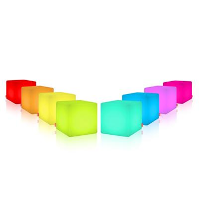Cube LED Pro Accu for interiors