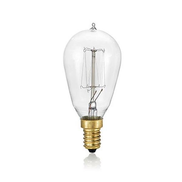 Cono deco lamp 230V 40W E14 Carbon