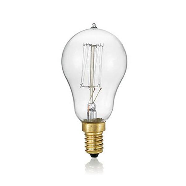 Sfera deco lamp 230V 40W E14 Carbon