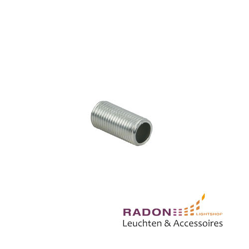 Threaded tube 20 mm