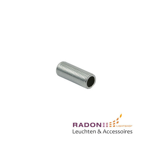 Threaded tube 25 mm