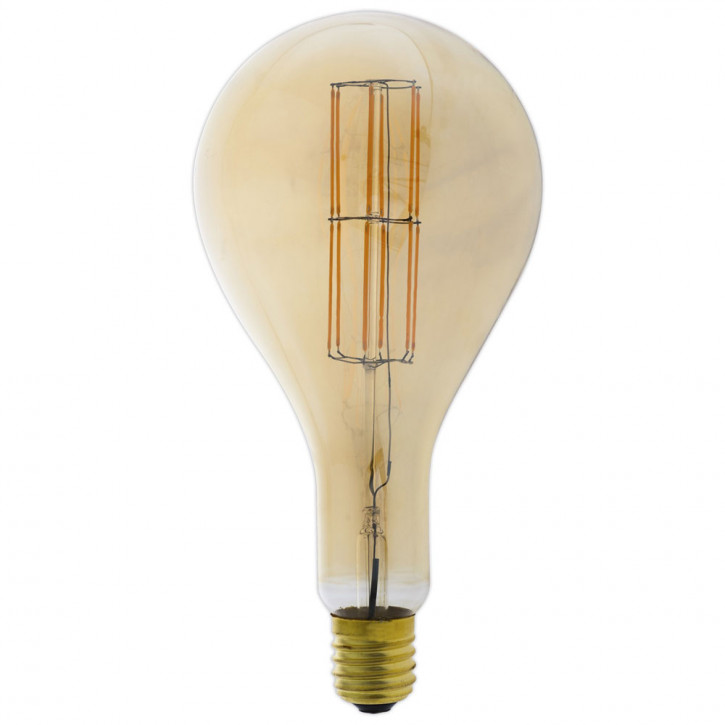 Giant LED Splash E40 11W 1100lm 2100K gold dimmbar