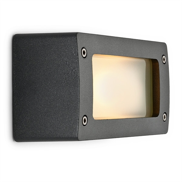 Block light aluminum graphite