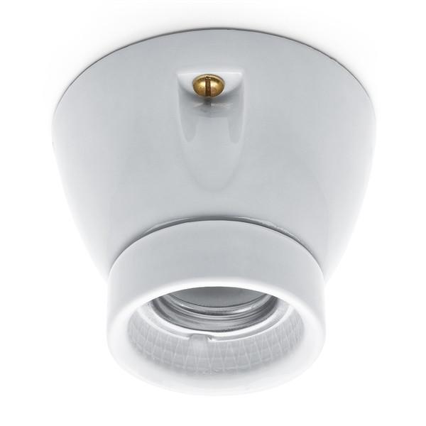 Porcellana soffitto E27