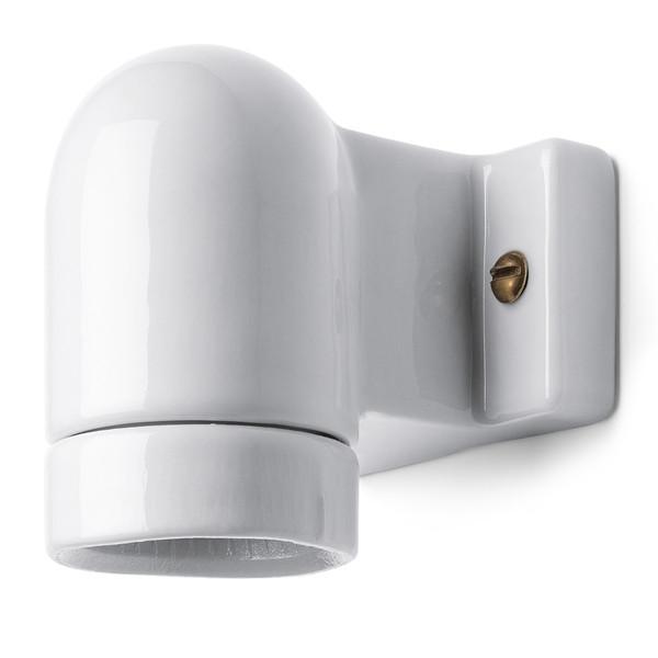 Ángulo de montaje porcelana E27