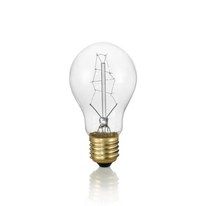 Bulb 230V 25W E27 Carbon
