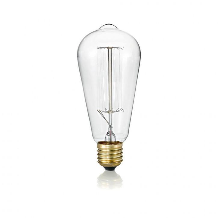 Edison 230V 40W E27 Carbon