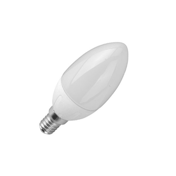 High Power LED Kerze E14 5W 330lm 2800K
