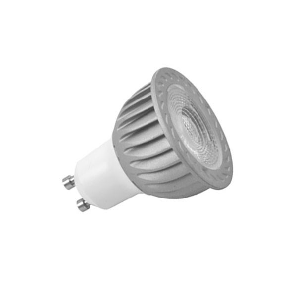 High Power COB-LED GU10 6W 400lm 3000K