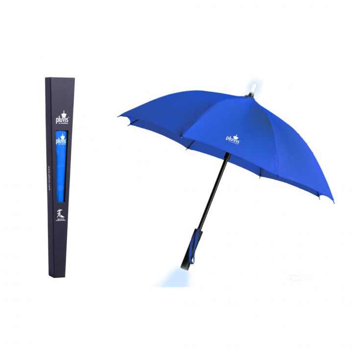 Pluvis paraguas azul
