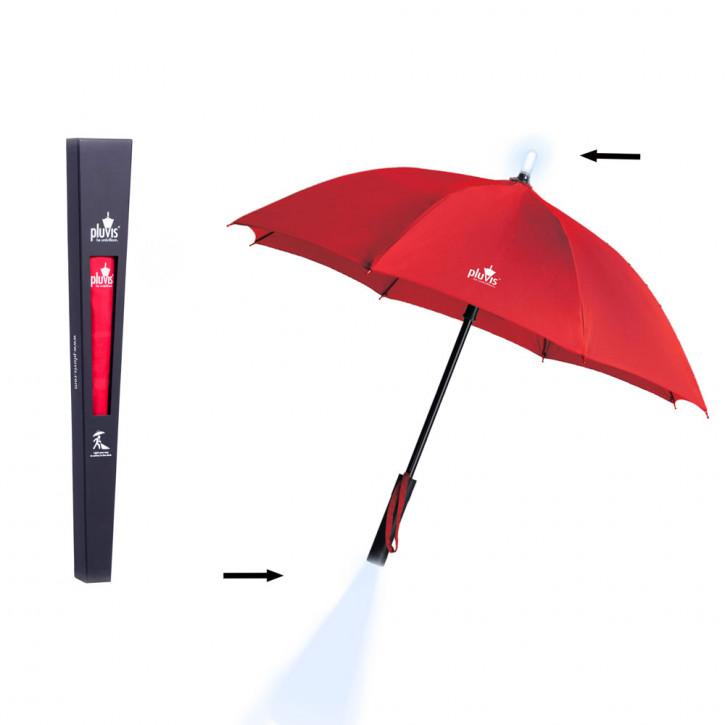 Pluvis paraguas rojo