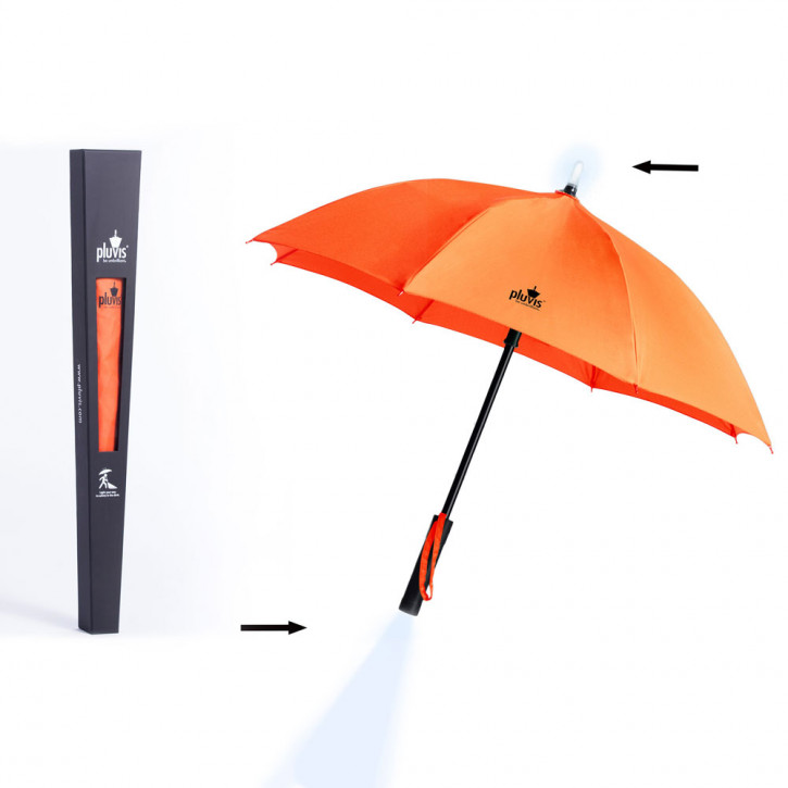 Pluvis Regenschirm orange