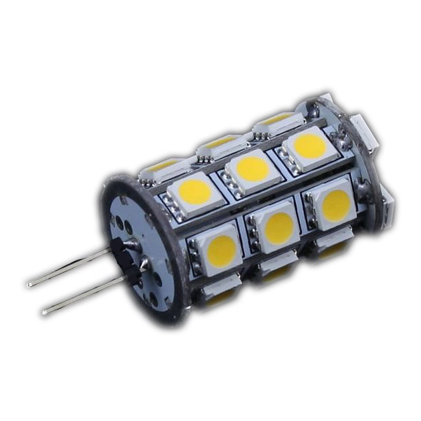 LED Retrofit 4,5W G4 27 SMD 520lm