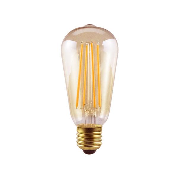 4w Led Incandescence Edison 1800k 330lm E27 pSUVzM