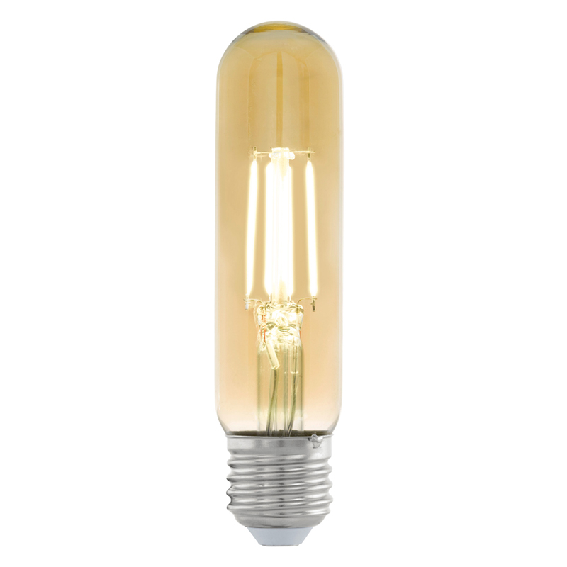 Eglo, Vintage, LED, Glühfaden, Lampe, Birne, Tube, E27, 3.5W, 220lm ...