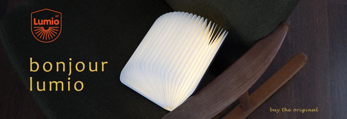 Lumio lampe de livre
