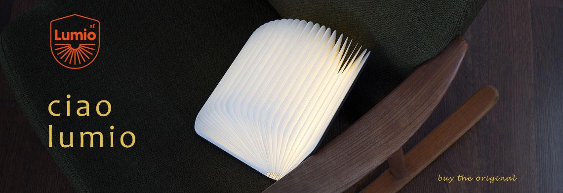 Lumio lampada del libro