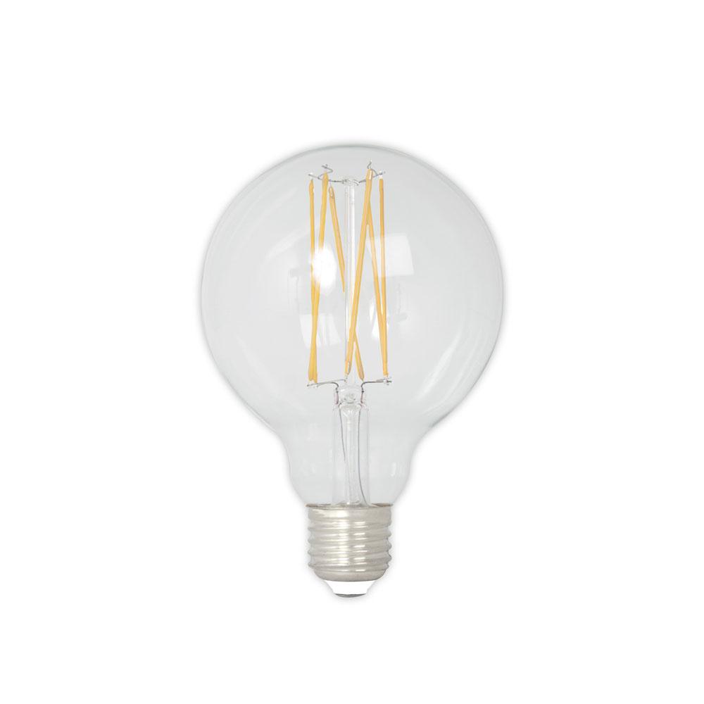 calex led filament globe globenleuchte 4w e27 2300k 350lm. Black Bedroom Furniture Sets. Home Design Ideas
