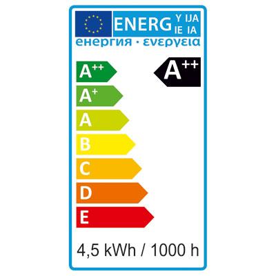 LED Soft Value, Glühfadenlampe, Birne, E14, 40W, 430lm, 2700K, 230V