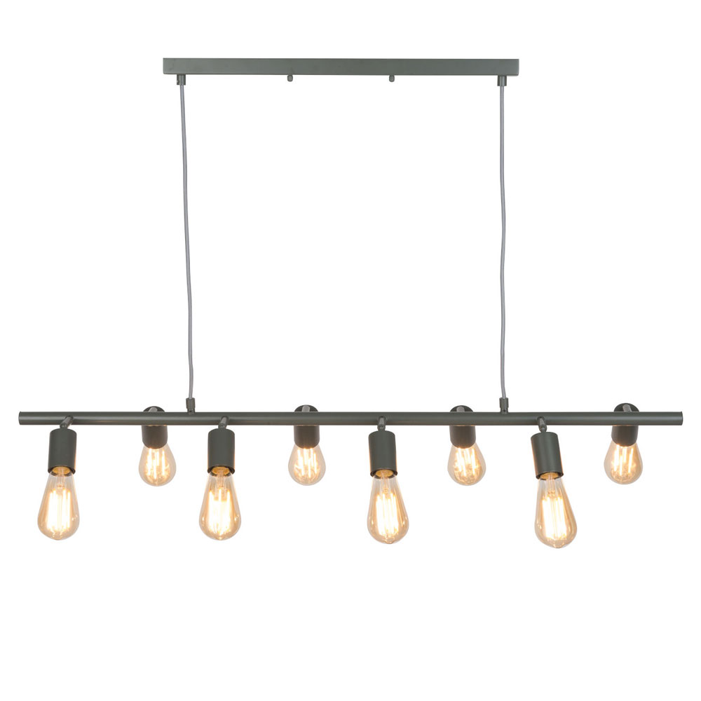 its about romi pendant lamp hanging lamp steel green gray e27