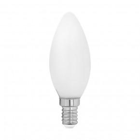 LED Glühfaden Kerze E14 4W 470lm 2700K
