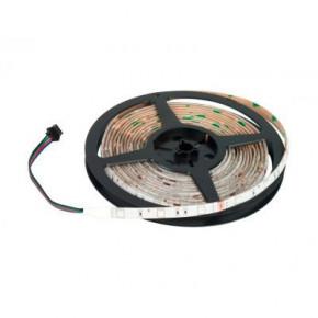 LED Strip 5m / 150 LED IP63, 7,2 W RGB