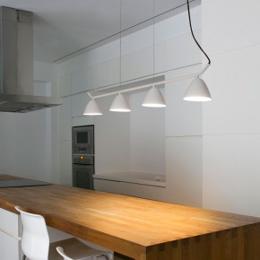 Flash LED weiss 4L
