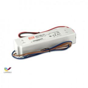 LED Netzteil 12V DC 60W LPV-60