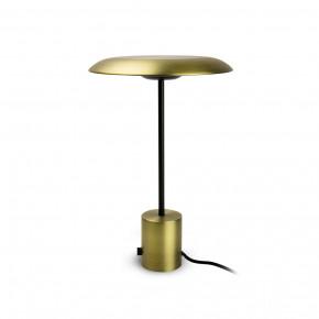 Hoshi LED satin gold