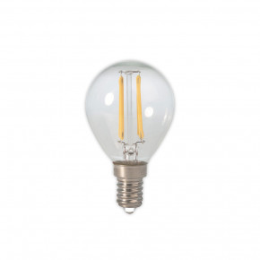 LED Glühfaden Mini-Birne E14 2W 200lm 2700K