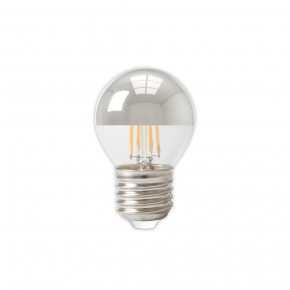 LED filament mini bulb domed E27 4W 310lm 2700K dimmable