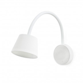 Blome LED - White wall lamp
