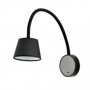Blome LED - Schwarze Wandlampe