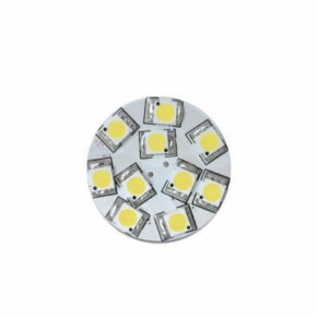 LED Retrofit G4 10 SMD 5050 2,2 W WW