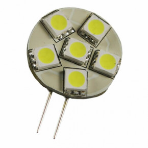 LED Retrofit G4 6 SMD 5050 1,3 W KW