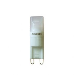 BIOLEDEX® LED Lampe G9 2W 100Lm, Kompakt, 3000K