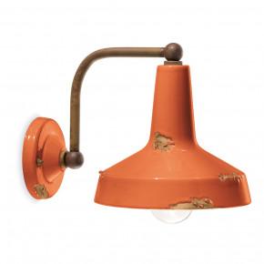 Lámpara de pared en estilo retro shabby